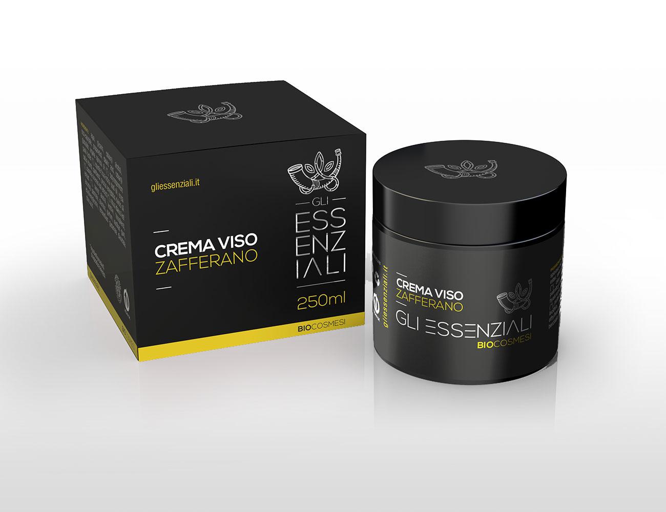 packaging-grafica-logo-gli-essenziali-cosmetica-digit81-simone-roveda-zafferano