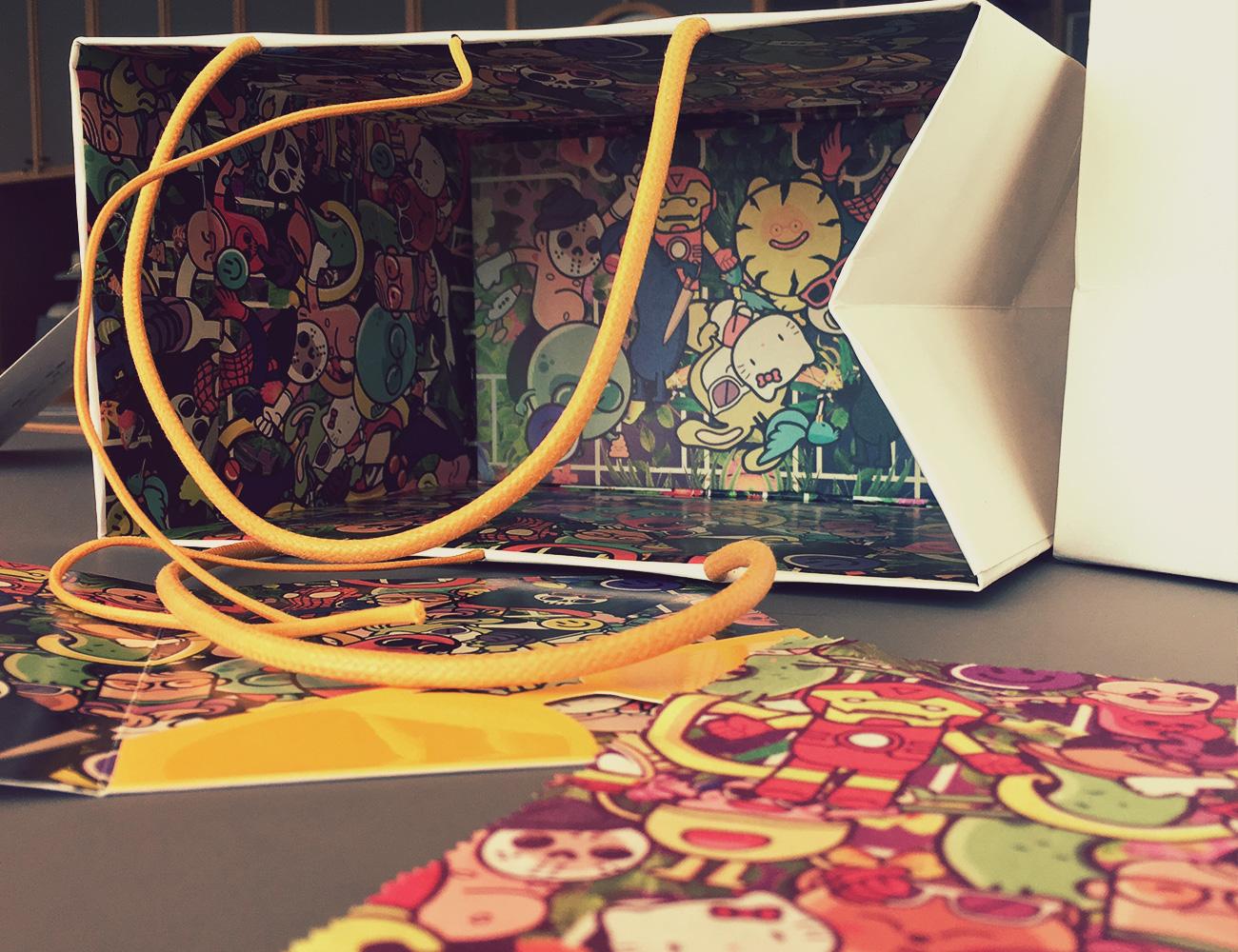 shopping-bag-packaging-grafica-logo-gli-essenziali-cosmetica-digit81-simone-roveda